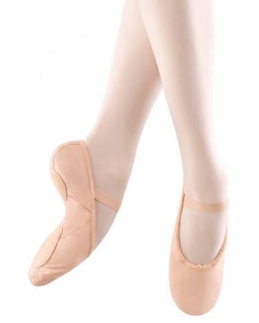 Mezze punte danza Bloch PROLITE II (Canvas) (NOW WITH PRE-SEWN ELASTIC) S0213L