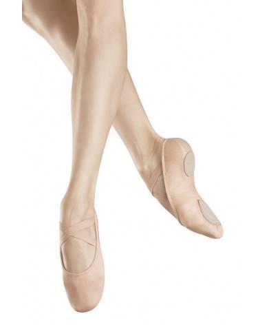 Mezze punte danza Bloch INFINITY STRETCH HYBRID (Canvas) S0220L