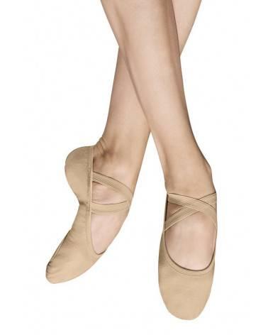 Mezze punte danza Bloch PERFORMA (Stretch Canvas) S0284M