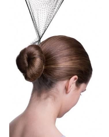 Accessori danza Bloch HAIR NETS (PACK OF 3) new A0802