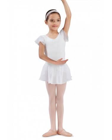 Gonnellino Olesia Bloch Bambina White
