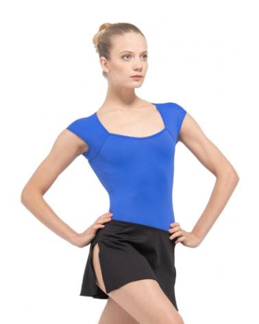 Gonnellino Ballet Rosa Marthe Noir