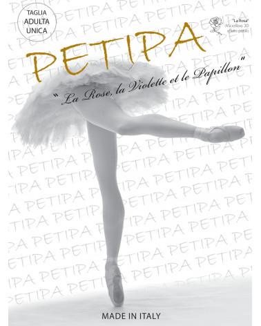 Calze professionali per danza Petipa 3D