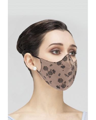 mascherina-elegante-a-fiori-baige-donna-025
