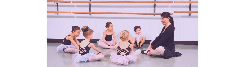 Abbigliamento per insegnanti danza